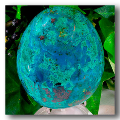 chrysocolla metaphysical