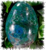 Chrysocolla Crystal
