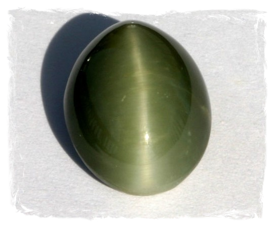 Green Cat's Eye Quartz
