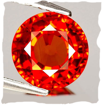 Padparadsha Sapphire