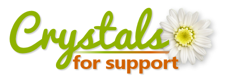 Crystals for Support