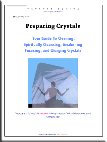 crystal cleaning guide