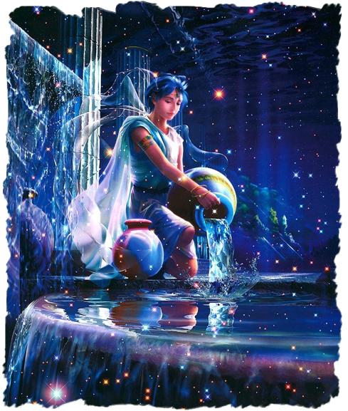Crystals for Aquarius