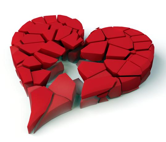 Crystals for a Broken Heart