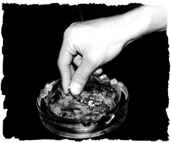 Crystals for Quitting Smoking