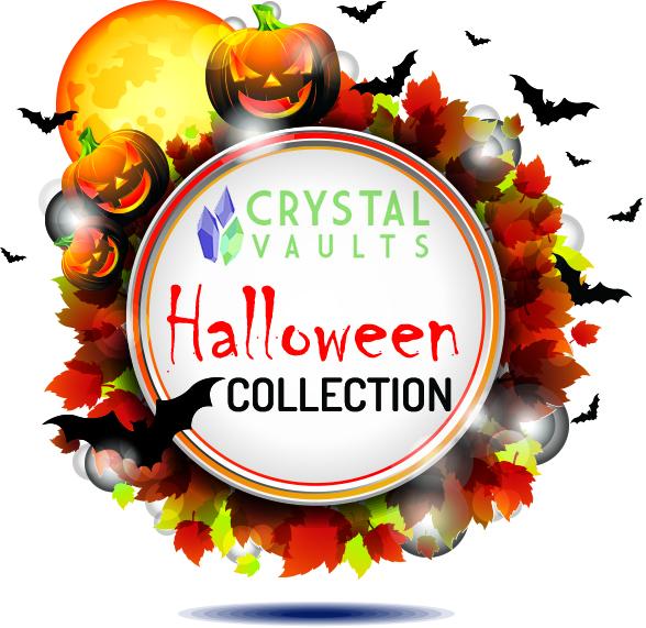 crystal vaults halloween crystals banner
